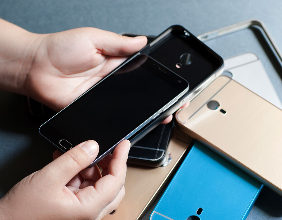 Matériels et accessoires pour Smartphone